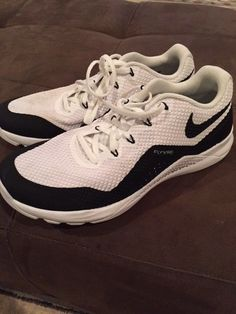 check out 0fe3b ab7cc Boys  Shoes · Nike White Flywire Low Cut Basketball Sneakers Children Size  9 Pre-Owened  fashion