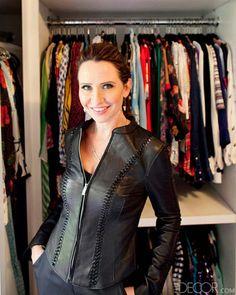 Mad Men costume designer Janie Bryant gives ELLEDECOR.com a tour of her LA home