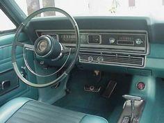 1967 Ford Fairlane 500 XL