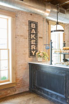 In a special episode of Fixer Upper, Chip and Jo renovate a century-old building at the recently opened Magnolia Silos, helping to fulfill one of Joanna's long-standing ambitions — to open and operate an old-fashioned bakery. Since the start of Fixer Upper's fourth season, we've been hinting that there would be cupcakes. You'll find them here.