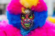 carnaval do bate bola fantasias #Carnaval #Brazil