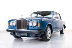 Rolls Royce Silver Shadow, Car, Autos, Antique Cars, Automobile, Cars