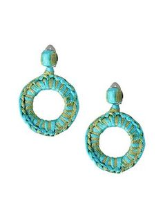 Earrings Women - Earrings Women on Missoni Online Store