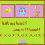 Húsvét /Moncsi/ képeslapok, e-card, e-képeslap