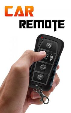 Car key is free to download App for Android users   https://play.google.com/store/apps/details?id=com.gamelezend.carkey  Car key is a fun app this is a virtual remote key when you are with someone.This is not a real wireless remote key. Children's can enjoy with this. Remote key features as 4 buttons Key Futures: * Door Lock Button  * Door Unlock Button * Car Dickie Button * Sound toggle Button