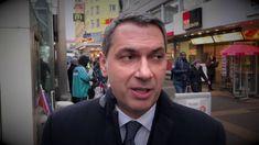 Lázár János Bécsben (eredeti video) bécsi látogatás / Janos Lazar about ...