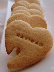 Unas ricas galletas para acompañar y adornar nuestros cafés navideños.     GALLETAS NAVIDAD   Ingredientes:  250g de harina  110g de manteq...