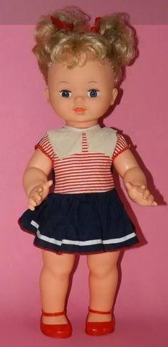 Paty, boneca antiga ESTRELA.