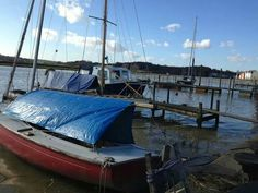 Wivenhoe Colchester Essex, Boat, Dinghy, Boats, Ship