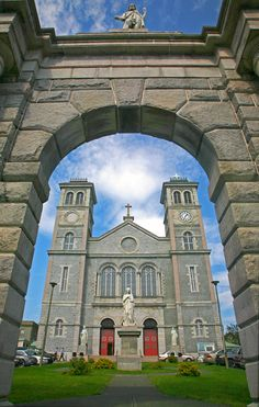 St John's Cathedral, St. Johns, Newfoundland, Canada Copyright: Carlos Pinto