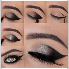 My makeup for prom