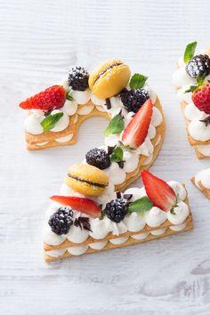 Cream tart: bella, buona e facilissima da preparare. Perfetta per ogni occasione! [Birthday cream tart cake]