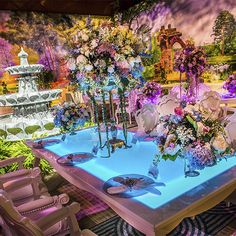 Disney Decor: A Secret Garden Inspired Soiree Ever After Blog   Disney Fairy Tale Weddings and Honeymoon