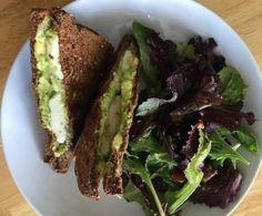 Green sandwich : la recette démente du sandwich vert à l'avocat