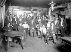 1890 Trinidad Las Animas County Colorado Saloon