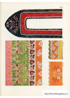 Estonian Folk Art Embroidery.   Gallery.ru / Photo # 185 - 33 - Fleur55555