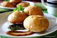 Green Moong Daal Kachori – Geeta's Cuisine