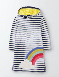 Frottee-Strandkleid