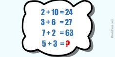 Brain teaser - Number And Math Puzzle - Math - Find the number!