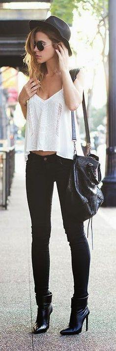 #street #style casua