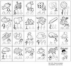 Resultado de imagem para exercicio de alfabeto para imprimir