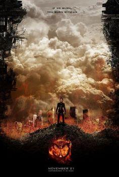 Couverture : Hunger Games, Episode 3 : La Révolte, Partie 1