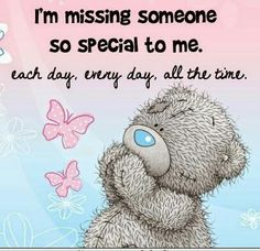 I'm missing someone