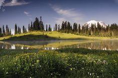 Washington State Suggested Itineraries - Washington State Road Trip - Scenic Washington
