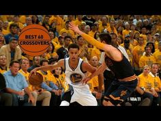 Check out the best 60 killer crossovers and ankle breakers from the 2015 NBA season!