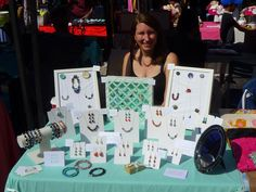 craft stall ideas for jewellery