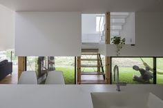 狭小住宅を広く見せるスキップフロアのアイディア12選