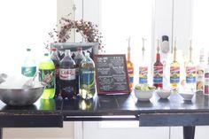 Baptism Soda Bar - Fiiz at Home - Eat, Think & Be Merry