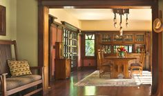 A Craftsman house built by the same firm behind Grauman's Chinese Theatre? Inside a most unlikely Pasadena house.