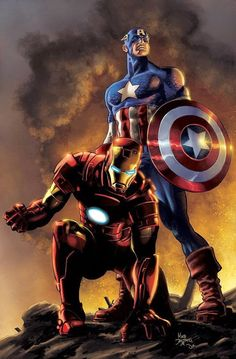 """Variety has reported that """"Iron Man"""" star Robert Downey Jr. is on the verge of signing on to appear in """"Captain America 3."""" Downey was apparently offered a smaller role in the film, but he wanted to do more, a move that makes sense considering that this film may just kick off an adaptation of Marvel Comics' """"Civil War"""" and it looks like Marvel Studios President Kevin Feige has ensured that """"Captain America 3"""" will have plenty of Iron Man in it. @maraaguzman"""