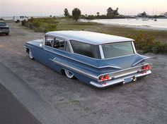 1960 Chevrolet Wagon..Re-pin Brought to you by Ins. agents at #HouseofInsurance in #EugeneOregon for #AutoInsurance
