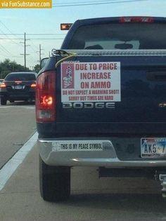 Ammo Price