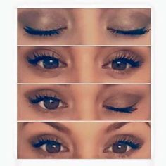 NU COLOUR CURLING MASCARA BLACK Forget false eyelashes, thick clumpy mascara, how about a nourishing treatment mascara that promotes the growth of your very own lashes!.. ❤️