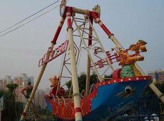 boat ride amusement park
