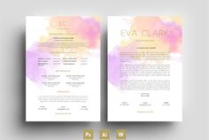 Unique Resume Ideas Adorable Creative Resume Template  Pinterest  Creative Resume Templates .