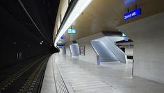zürich railway station design - Hledat Googlem