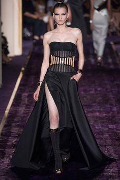 haute couture 2015 | ... Versace haute couture осень-зима 2014-2015 фото №25