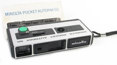 Minolta Autopak Pocket 50