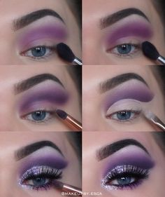 Gorgeous Makeup: Tips and Tricks With Eye Makeup and Eyeshadow – Makeup Design Ideas Makeup Eye Looks, Eye Makeup Steps, Smokey Eye Makeup, Skin Makeup, Eyeshadow Makeup, Makeup Brushes, Face Brushes, Makeup Remover, Makeup Inspo