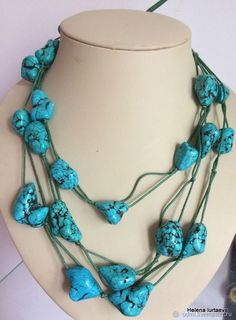 Turquoise Necklace, Gifts, Jewelry, Fashion, Moda, Favors, Jewels, Fashion Styles, Schmuck