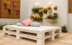 Ideias para deixar a casa linda com objetos e materiais reciclados - Decoração - iG