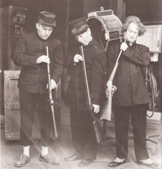 The three stooges, I have always loved these fellows The Stooges, The Three Stooges, Classic Comedies, Classic Movies, Tv Icon, Abbott And Costello, Laurel And Hardy, Old Tv Shows, Comedy Movies