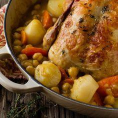 One-Pot Roast Chicken