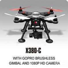XK DETECT X380 X380-C GPS Camera Drones 2.4G 1080P HD RC Quadcopter ...