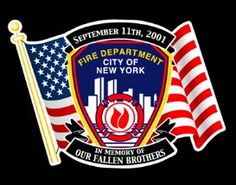 In Memory - Knights Of The Inferno International Firefighter MC