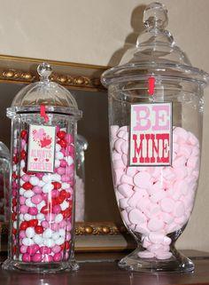 Valentine's Day Apothecary
